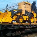 Железнодорожные перевозки габаритных и негабаритных грузов